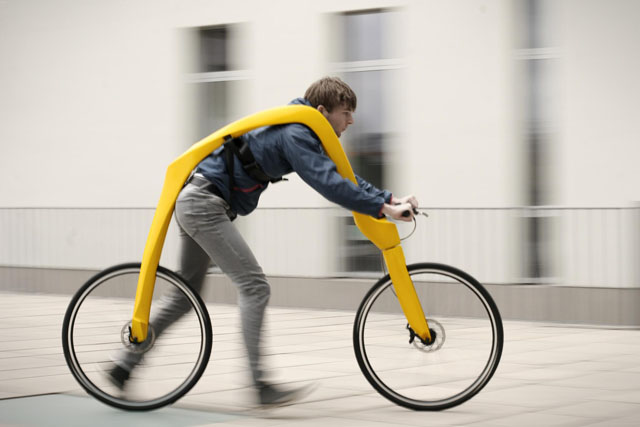 FLIZ pedal-less bicycle