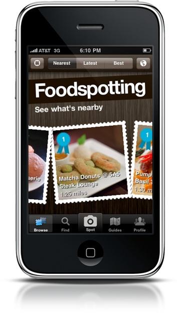 Foodspotting 2.0