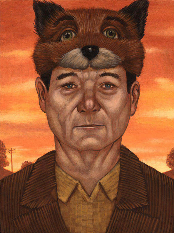 Fox Murray by Casey Weldon