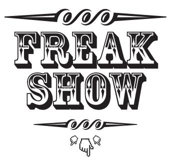 Freakshow, Honest Reviews of Web 2.0 Websites