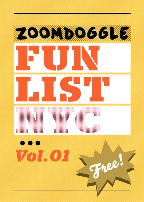 Fun List NYC
