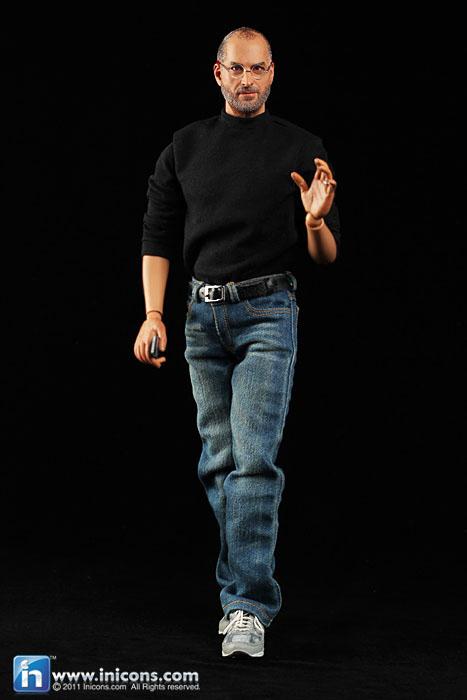 Steve Jobs Action Figure