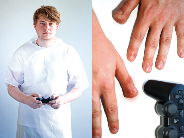 Game Arthritis by Matteo Bittanti and Kenzie Burchell