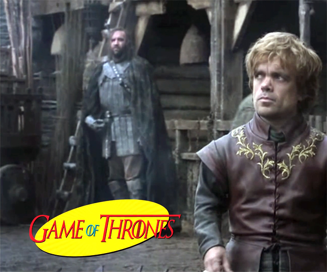 Game of Thrones as a Seinfeld Sitcom by Matin Comedy