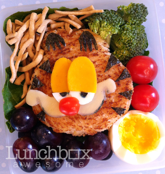 Garfield Bento Box
