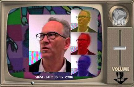 Lo-Fi Saint Louis Interviews Gary Panter