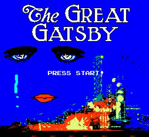 The Great Gatsby NES Game