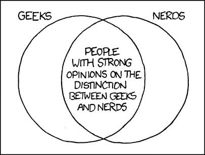 Geeks & Nerds
