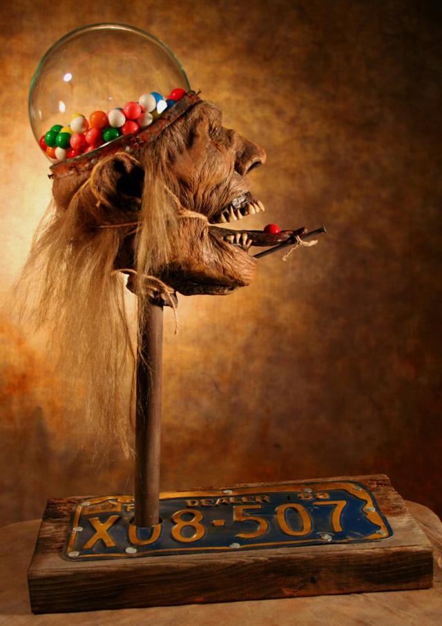 Ed Geinball Machine by Thomas Kuebler