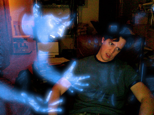 How To Turn Yourself Into A Ghost Using iChat