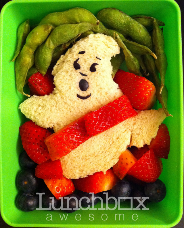 Ghostbusters Bento Box