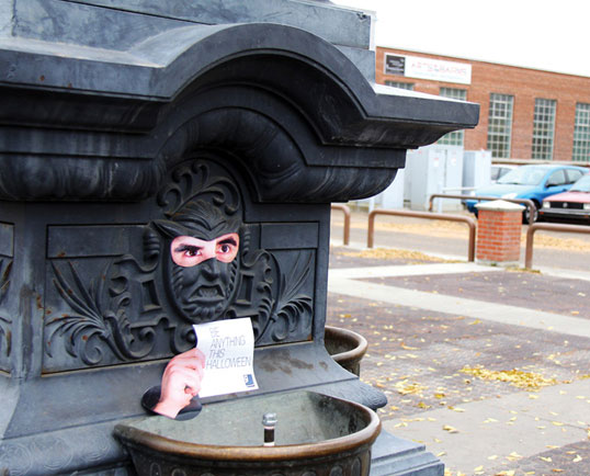Goodwill Street Mask Campaign