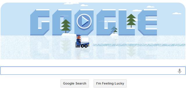 Google Honors 112th Birthday of Frank Zamboni, Jr. With 8-Bit Game