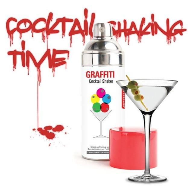 graffiti-cocktail-shaker