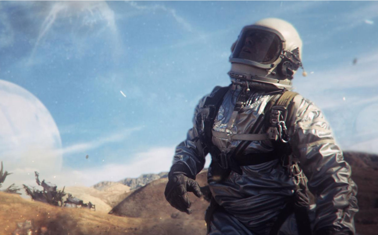 sci fi movie the astronaut - photo #8