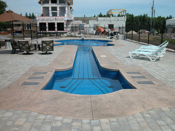 cool shaped swimming pools. Guitar Pool Cool Shaped Swimming Pools