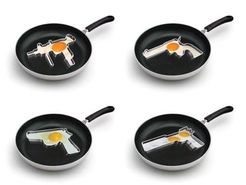 Gun Egg Fryers