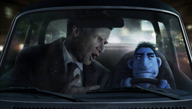 THE HAPPYTIME MURDERS is a filthy comedy set in the underbelly of Los Angeles where puppets and humans coexist Two clashing detectives with a shared secret one