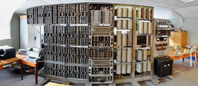 Harwell Dekatron computer