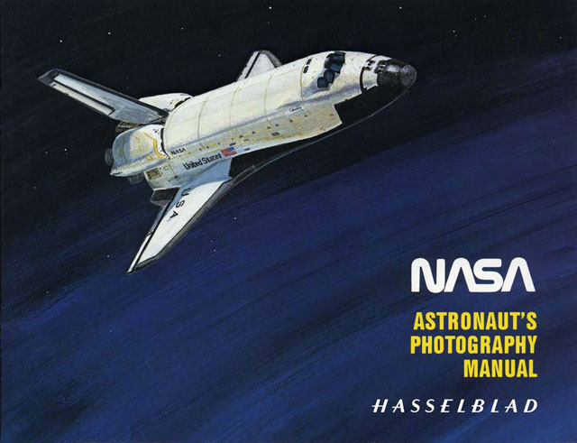 Hasseblad Astronaut Photography Manual