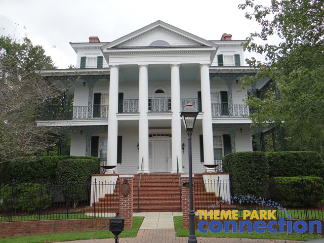Haunted Mansion House