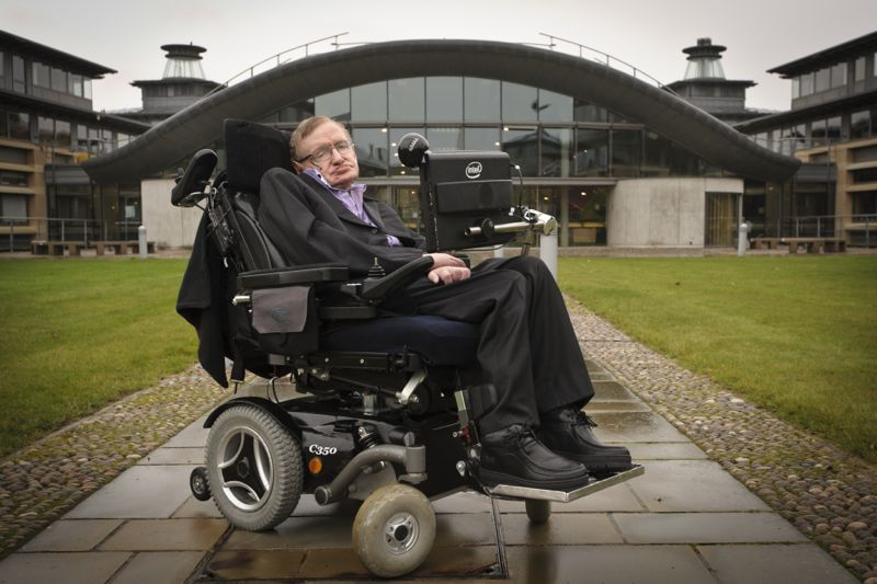 a biography of stephen hawking an english scientist