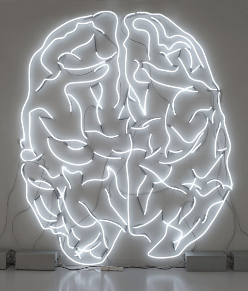 Head on, 2007-08 by Adel Abdessemed