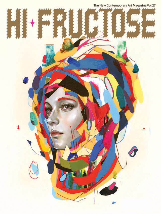hi fructose the new contemporary art magazine volume 27