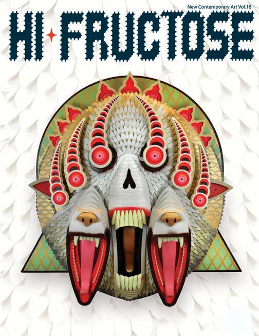 Hi-Fructose Vol. 18