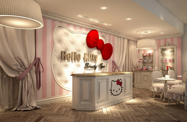 Hello Kitty Beauty Spa