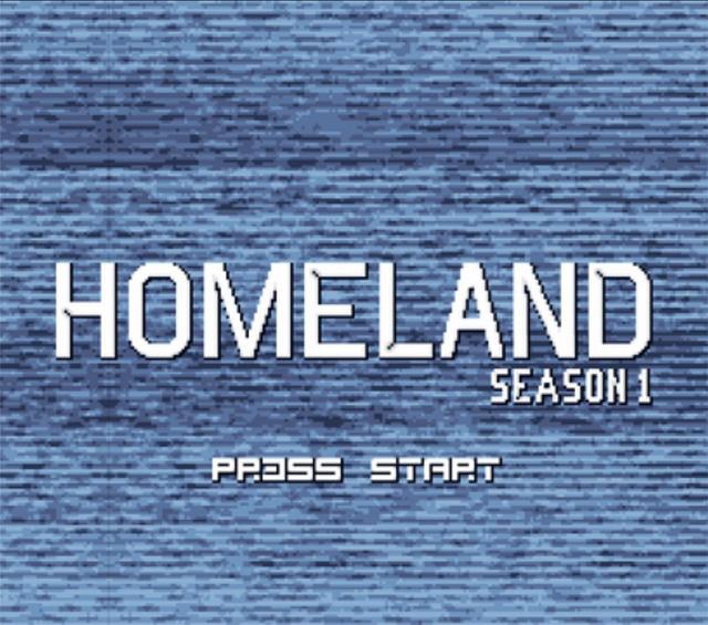 Homeland RPG