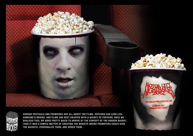Horror Buckets