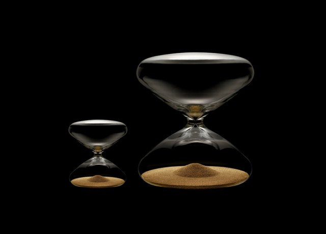 Hourglass HGS by Mark Newson