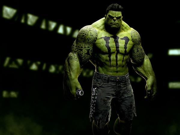The Hulk Monster