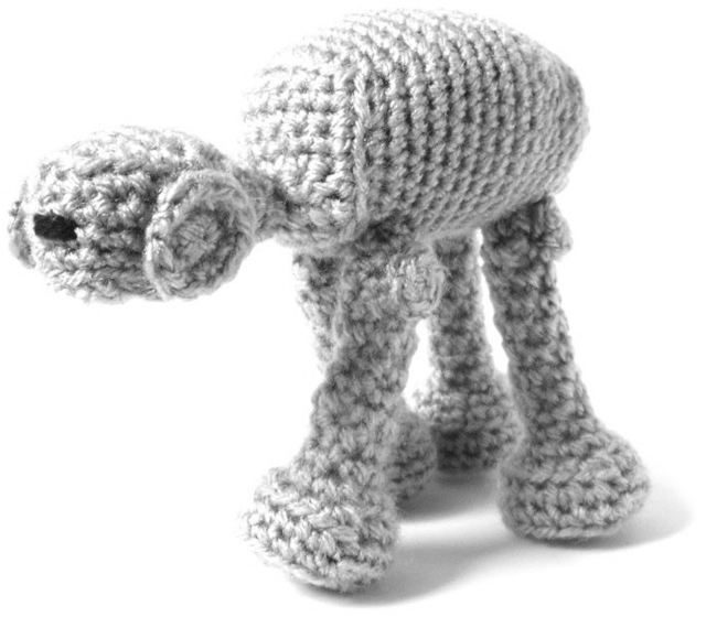 Star Wars Amigurumi Patterns - Amigurumi ZA | 560x640