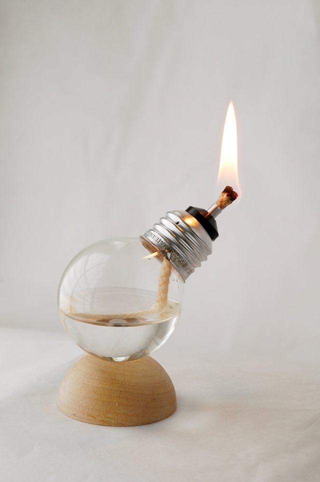 Mini Oil Lamp