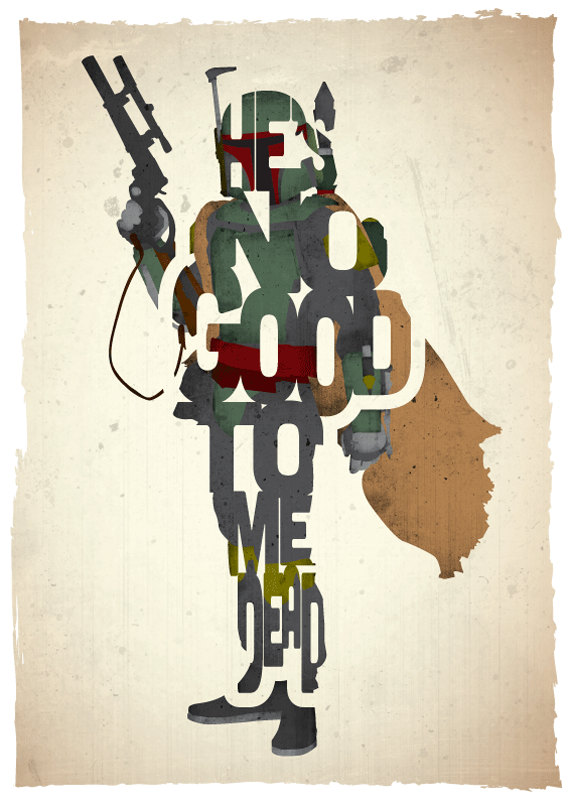 Star Wars Boba Fett Type