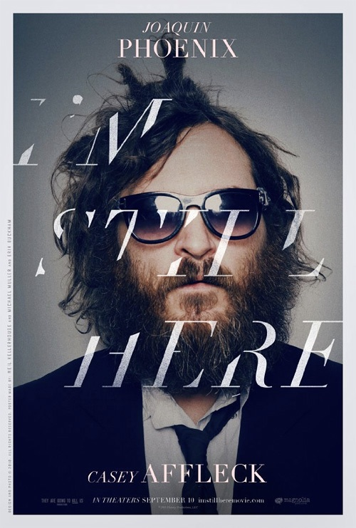 The directorial debut of Oscar-nominated actor Casey Affleck, I'M STILL HERE