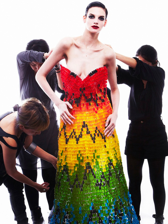 Gummy Bear Dress