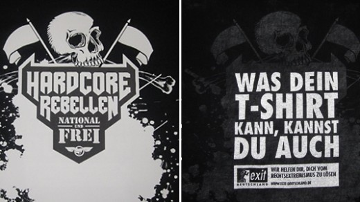 Operation Trojan T-Shirt by Exit Deutschland