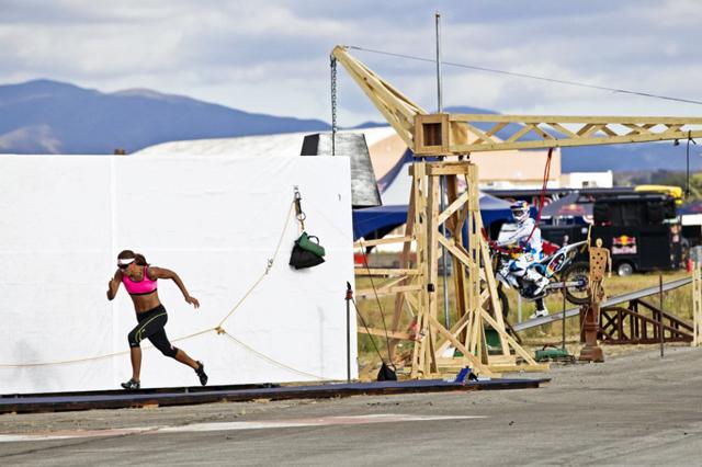 Red Bull Kluge: The World's Craziest Athlete-Powered Machine