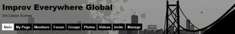 Improv Everywhere Global, Organizing Chaos Around The World
