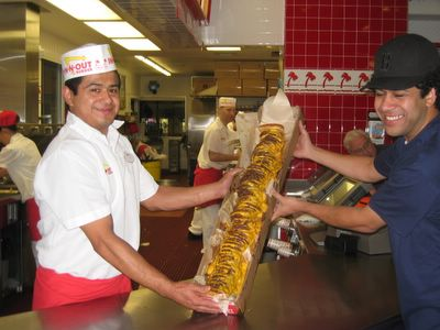 In-N-Out Burger 100x100