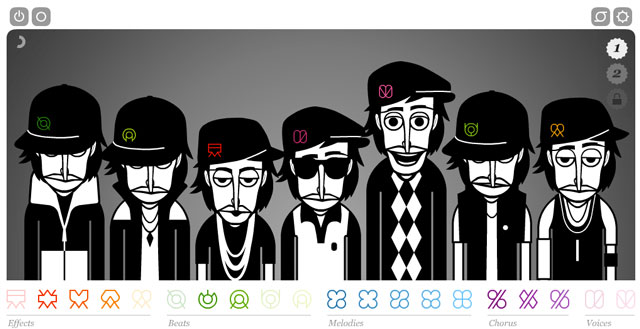 Incredibox Beatbox Game Play