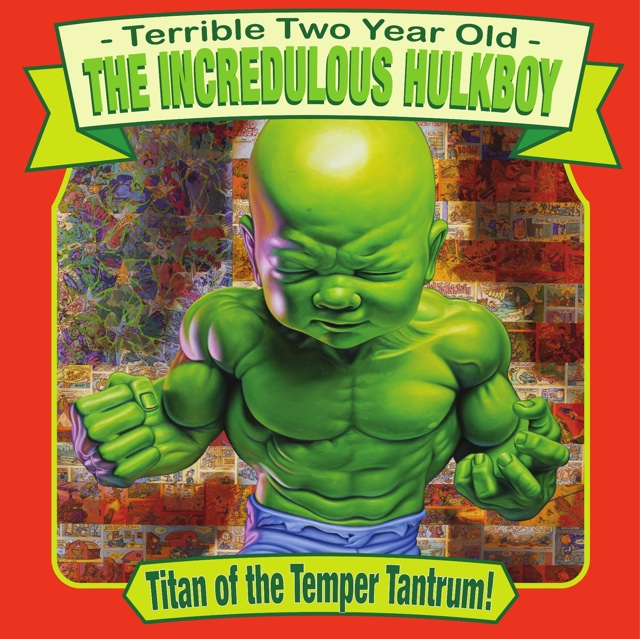 The Incredulous Hulkboy