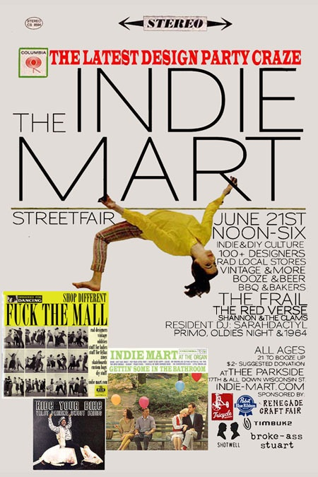 The Indie Mart 2 Year Anniversary