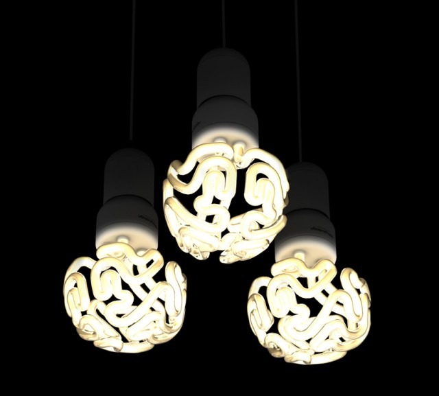 Insight Light Bulb, solovyovdesign