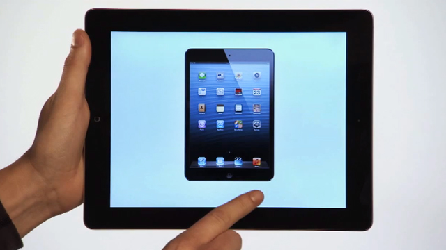 Jimmy Kimmel Live! - iPad Mini Commercial