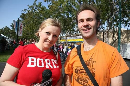 Irina Slutsky & Eddie Codel