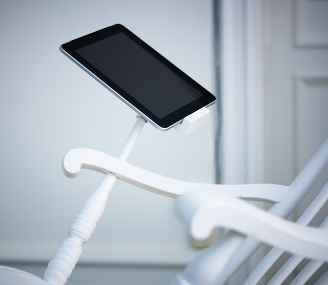 iRock power generating rocking chair by Micasa